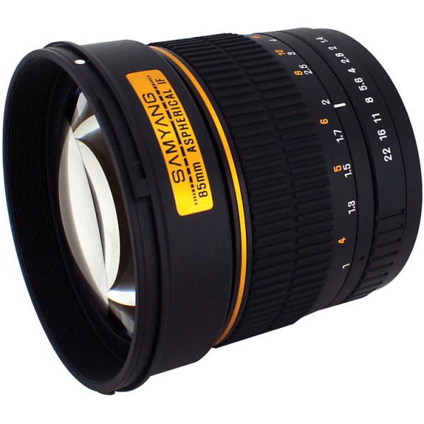 Samyang 85mm f/1.4 AS IF UMC Canon EF
