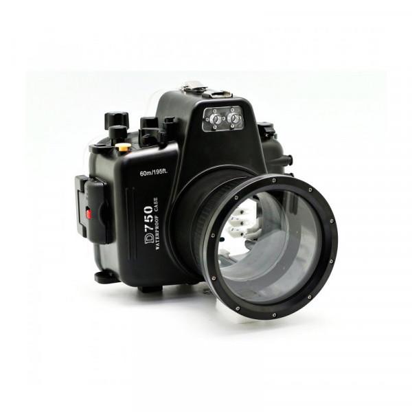Подводный бокс Meikon D750 для Nikon D750 с портом для 105mm/2.8 micro