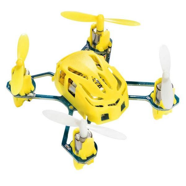 Квадрокоптер Hubsan H111 желтый
