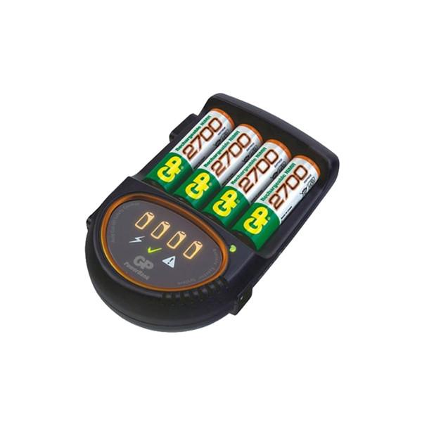 Зарядное устройство GP Power Bank PB50GS270CA-2CR4 (4xAA 2700 mAh)