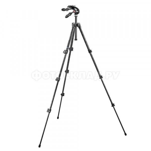 ������ Manfrotto KIT 293 Carbon + 3WAY QR ����������� ����� (� �������)