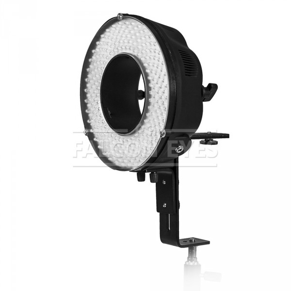 Накамерный свет светодиодный Falcon Eyes DVR-240D кольцевой
