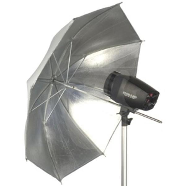Зонт Falcon Eyes UR-48S отражающий серебряный 105 см