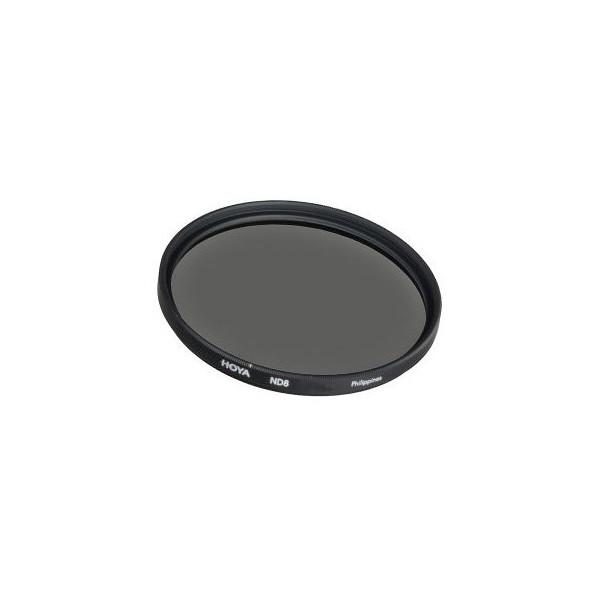 Нейтрально серый фильтр Hoya ND8 PRO 52mm