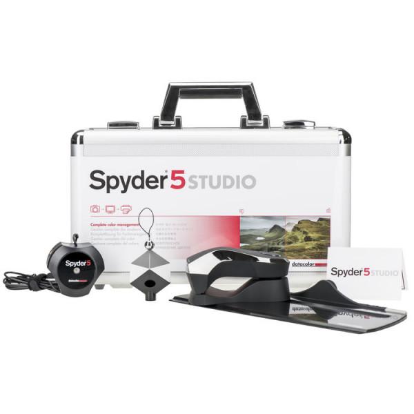 Комплект для калибровки Datacolor Spyder5STUDIO