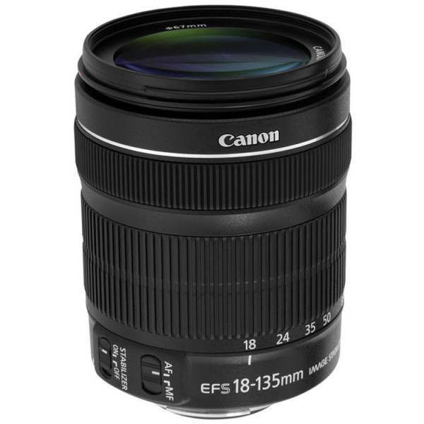 Canon EF-S 18-135mm f/3.5-5.6 IS STM (