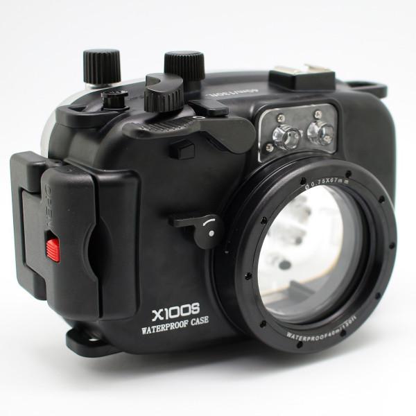 Подводный бокс Meikon X100s для Fujifil X100s