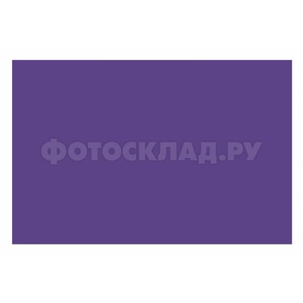 Фон бумажный Polaroid Purple Фиолетовый 2.72x11 м