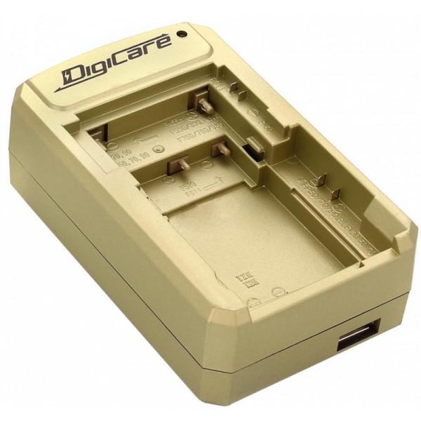 Зарядное устройство Digicare PCH-U8104 для Sony + USB (универсальное)