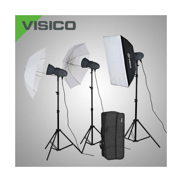 Комплект импульсного света Visico VL Plus 400 Creative KIT