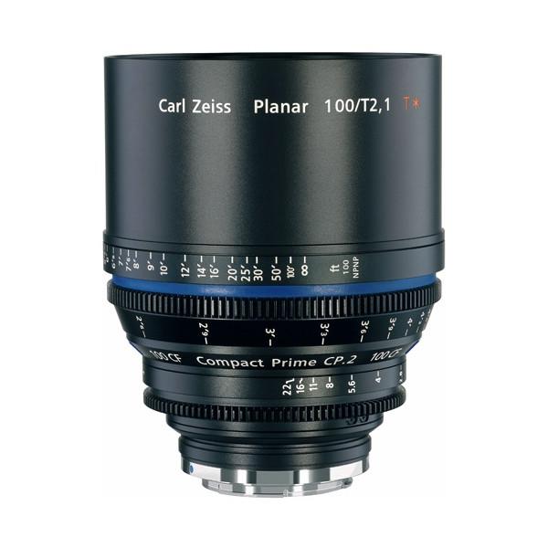 Carl Zeiss CP. 2 2.1/100 CF T* - metric EF