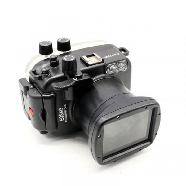 Подводный бокс Meikon EOS M3 Kit с портом на 18-55mm для Canon EOS M3 + 18-55mm