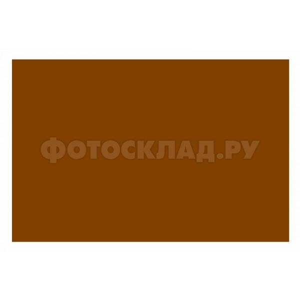 Фон бумажный Polaroid Brown Коричневый 2.72x11 м