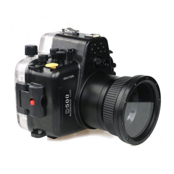 Подводный бокс Meikon D500 для Nikon D500 с портом для 105mm/2.8 micro