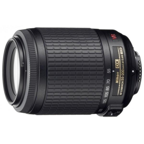 Nikon 55-200mm f/4-5.6G AF-S DX VR II ED Nikkor (