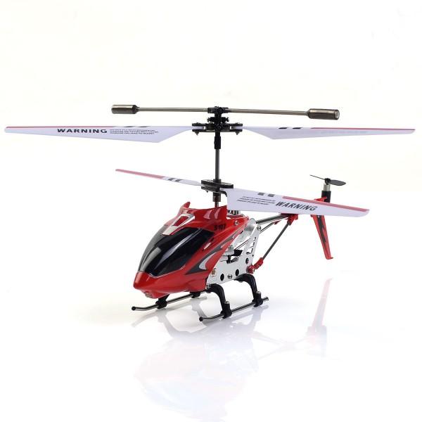 Радиоуправляемый вертолет Syma S107G, красный