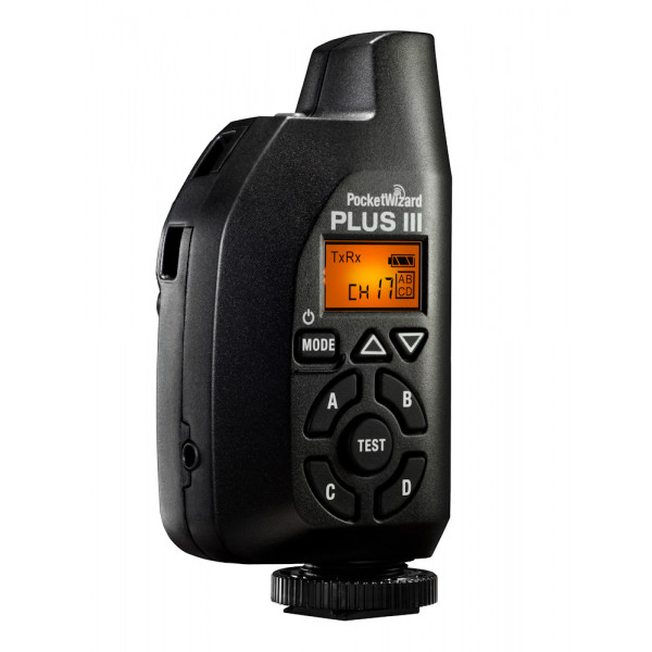 ������������������ PocketWizard Plus III