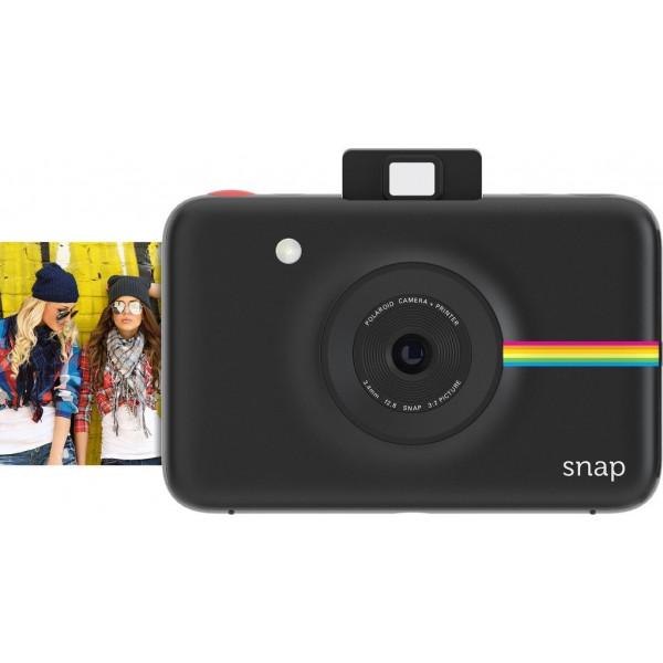 Моментальная фотокамера Polaroid Snap, черная
