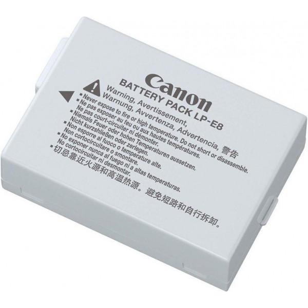 Аккумулятор Canon LP-E8 (1120mAh) для EOS 600D, 650D, 700D