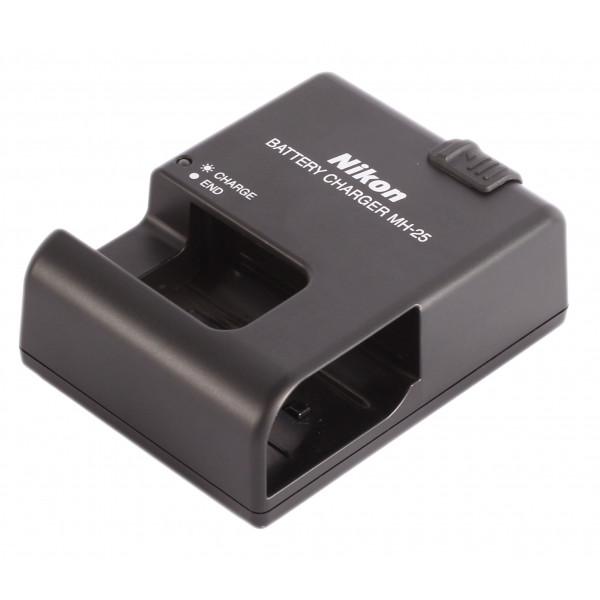 Зарядное устройство Nikon MH-25 для EN-EL15 (Nikon D810, D800, D800E, D750, D610, D7100)