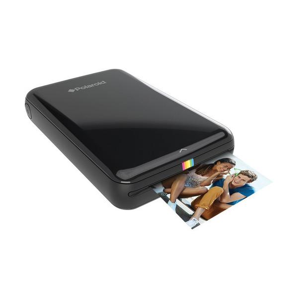 Карманный принтер Polaroid Zip, черный