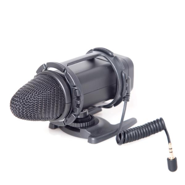 Микрофон Fujimi BY-V02 cтереофонический конденсаторный