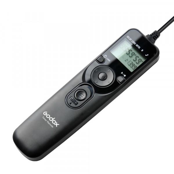 Пульт ДУ Godox ITR-C1 с таймером для Canon проводной