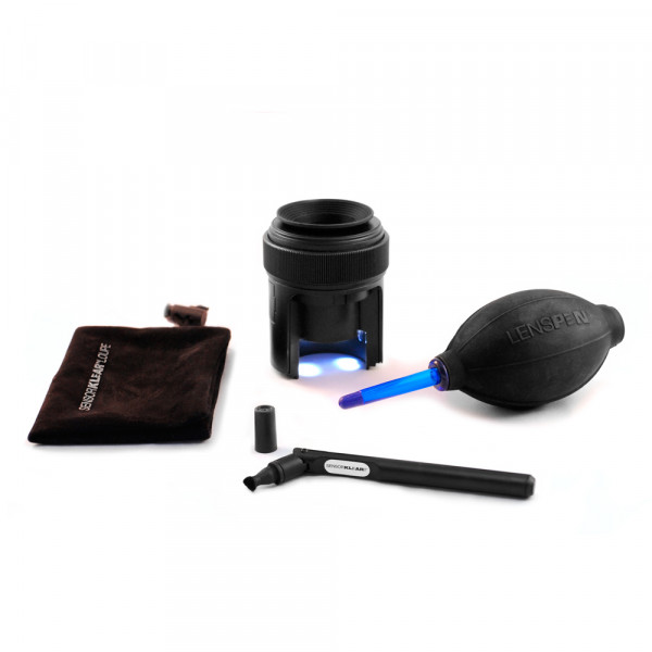 Набор для чистки матриц Lenspen SensorKlear Loupe Kit Sklk-1