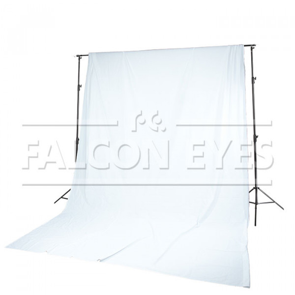 Фон Falcon Eyes FB-14 FB-3060 белый (бязь) 3x6м