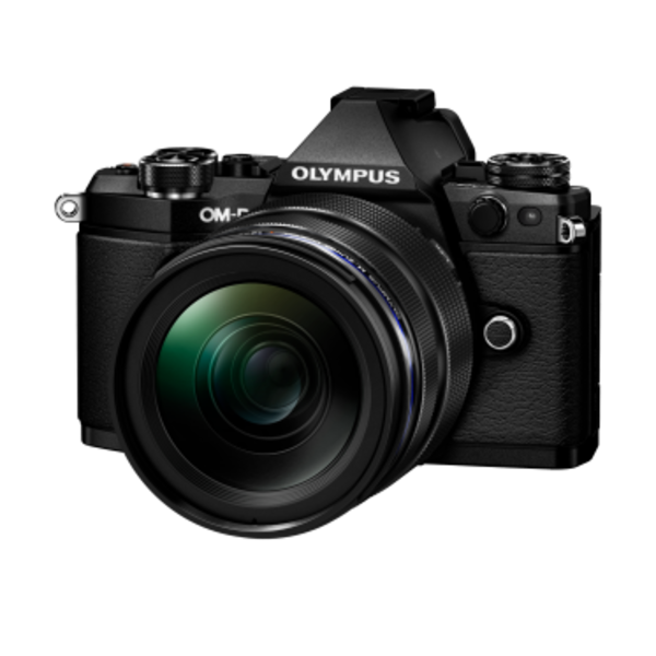 Фотоаппарат Olympus OM-D E-M5 II Kit 12-40mm, черный
