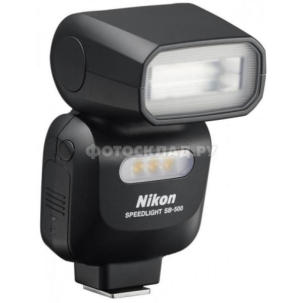 Фотовспышка Nikon Speedlight SB-500 (