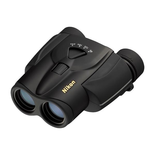 Бинокль Nikon Aculon T11 8-24x25 Zoom черный