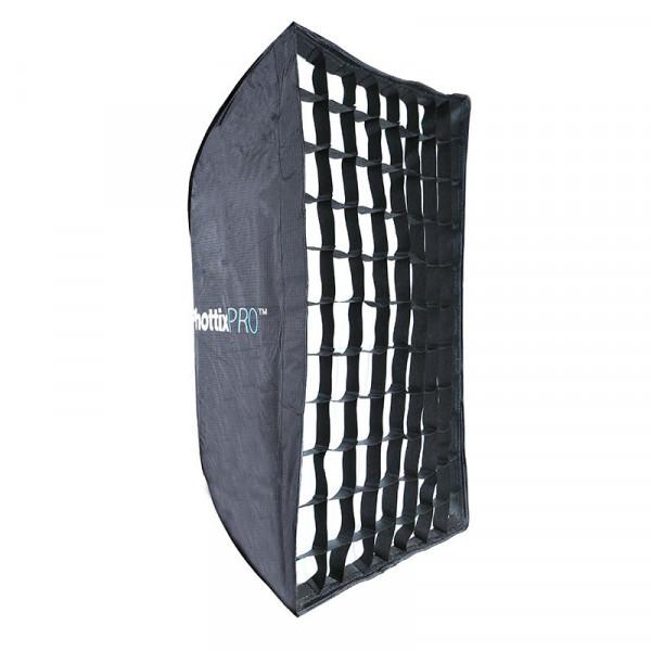 Быстроскладной софтбокс Phottix Pro Easy Up HD Umbrella Softbox с сотами 60х90 см