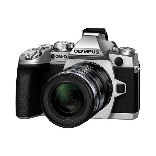 Фотоаппарат Olympus OM-D E-M1 kit 12-50mm, серебро