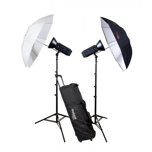 Комплект светодиодных осветителей Rekam CoolLight CL1500LED UM KIT
