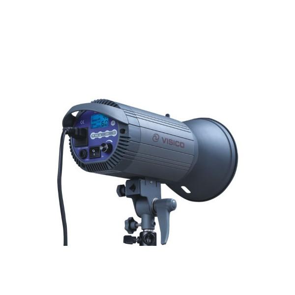 Импульсный моноблок Visico VС-500HHLR вспышка студийная с рефлектором, шт