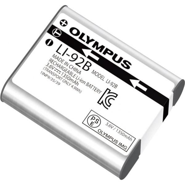 Аккумулятор Olympus LI-92B для камер TG, SP и SH