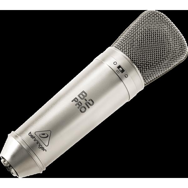 Конденсаторный микрофон Behringer B-2 PRO