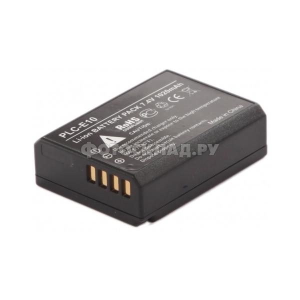 Аккумулятор DigiCare PLC-E10 (LP-E10 для EOS 1100, 1200D)