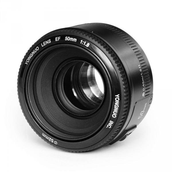 �������� Yongnuo YN 50mm f/1.8 Canon EF