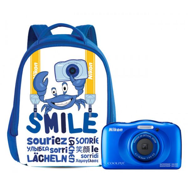 �������� ����������� Nikon Coolpix W100 ����� � ��������