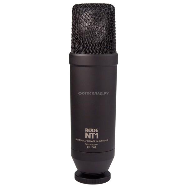 Cтудийный конденсаторный микрофон Rode NT1