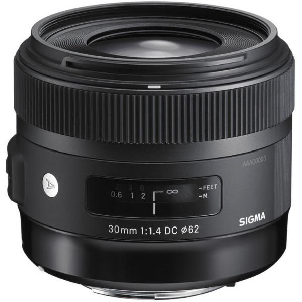 Sigma AF 30mm f/1.4 DC HSM Art Canon EF-S